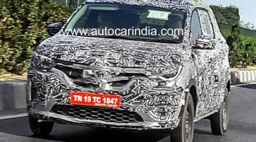 Renault RBC MPV reveals more of its front-end in new spy shots