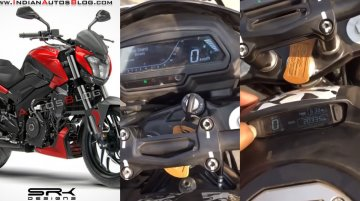 Check out the revised instrument console on the 2019 Bajaj Dominar 400 [Video]