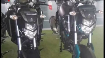 2019 Yamaha FZ-S ABS spied undisguised ahead of 21 January launch