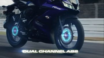 Watch the Yamaha YZF-R15 V3.0 ABS in action [Video]