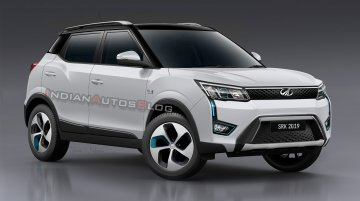 Mahindra XUV300 Electric to offer upto 350-400 km driving range - Report