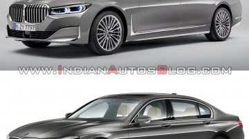 2019 BMW 7 Series vs. 2016 BMW 7 Series - Old vs. New