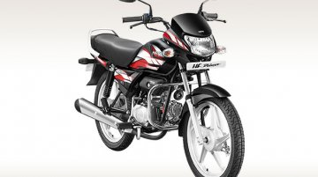 Hero MotoCorp HF Deluxe iBS launched in India