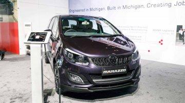 Mahindra Marazzo makes US debut at the Detroit Motor Show