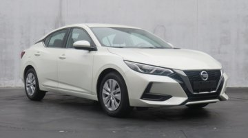 2020 Nissan Sentra (2019 Nissan Sylphy) - Image Gallery