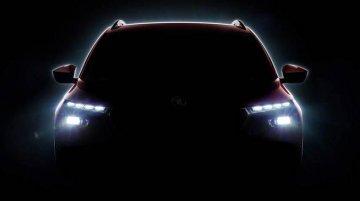 Production Skoda Vision X (Skoda Polar) teased ahead of Geneva debut