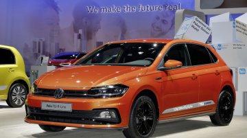 VW Polo TGI - Image Gallery