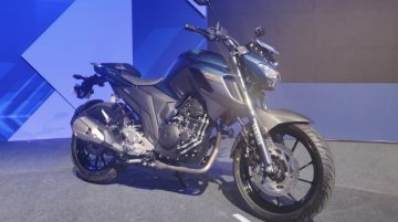 Yamaha FZ Series and Fazer 25 gets expensive by INR 500