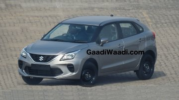 2019 Maruti Baleno (facelift) grade-wise feature additions revealed