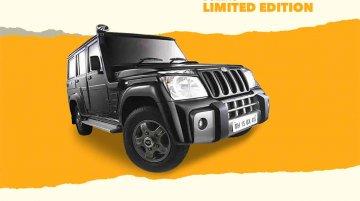 Modified Mahindra Bolero 'Limited Edition' is bolder & more upmarket