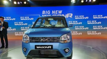 2019 Maruti Wagon R launched, Prices start at INR 4.19 lakh