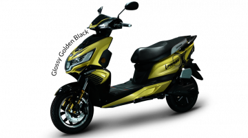 Okinawa i-Praise electric scooter launched in India, priced at INR 1.15 lakh