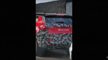 IAB reader spies Jeep Compass Trailhawk on test