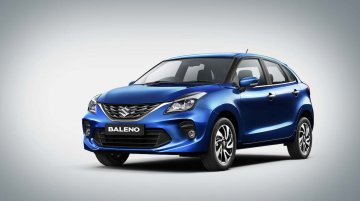 BS-VI Maruti Baleno with Dualjet Smart Hybrid option announced, prices revealed