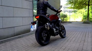 Listen to the India-bound Honda CB300R's exhaust note [Video]