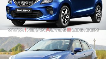 2019 Maruti Baleno vs. 2016 Maruti Baleno - Old vs. New