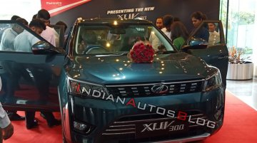 Mahindra XUV300 internal launch conducted [Video]