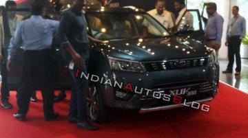 Mahindra XUV300 fuel economy figures revealed