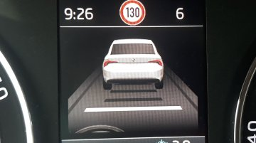 Fourth generation 2020 Skoda Octavia rear-end leaked