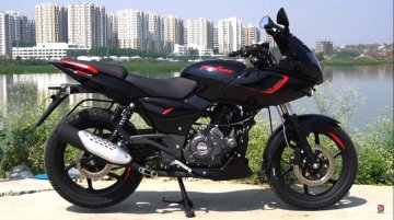 New Bajaj Pulsar 180F features & first impressions [Video]