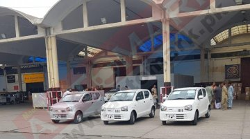 660cc Suzuki Alto to be launched in Pakistan this year - Report