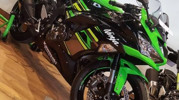 Kawasaki Ninja ZX-6R secures 25 unit sales in the first month
