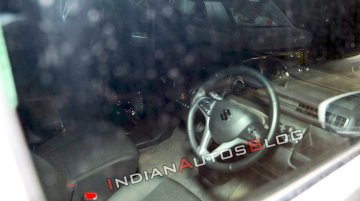Suzuki Wagon R EV spotted yet again, interior partially revealed [Update]