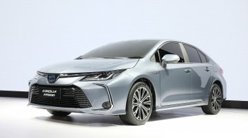Twelfth-gen Toyota Corolla to be launched in India in 2020 - Report