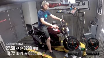 Honda CB300R vs KTM 390 Duke: Dyno test [Videos]