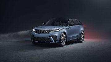 Range Rover Velar SVAutobiography Dynamic Edition introduced [Video]