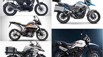 Upcoming adventure tourer motorcycles India - KTM 390 Adventure, Hero XPulse 200...