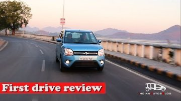 All-new 2019 Maruti-Suzuki Wagon R | First drive review | India's favourite tallboy is reborn