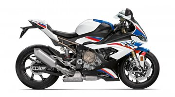2019 BMW S1000RR - Image Gallery