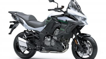 Kawasaki Versys 1000 BS6 launched, priced at INR 11 lakh - IAB Report