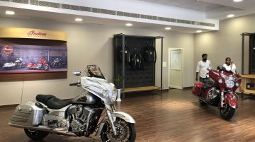 Indian Motorcycle opens its 8th dealership in India