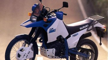 New Suzuki DR Big model could arrive by 2020 - Report