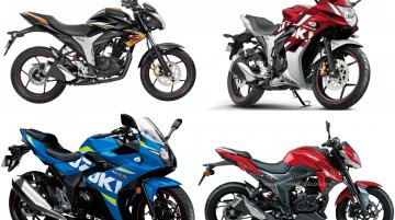 4 upcoming sub-250 cc Suzuki bikes launching in India in 2019 - Gixxer 250, New Gixxer & more