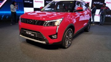 Mahindra XUV300 with non-turbo 1.2L petrol engine confirmed