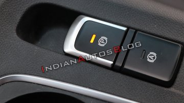 MG Hector to feature Electronic Parking Brake