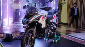 Benelli TRK 502 and TRK 502X get their first price hike