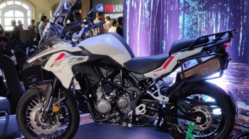 Benelli to introduce bigger TRK (possibly a Tiger 800 & BMW F850 rival) model
