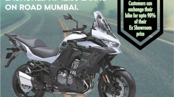 Kawasaki Versys 650 owners can get heavy discounts on new 2019 Versys 1000