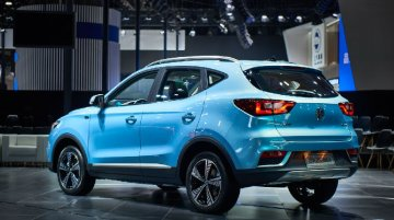 MG EZS to be sold in select cities - Report