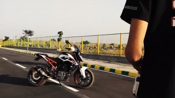 Nine modifications for KTM 250 Duke for just INR 2,250 [VIDEO]