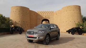 BS-VI Ford Endeavour specs revealed, to be launched soon - Report
