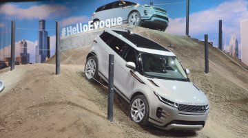 2019 Range Rover Evoque - Motorshow Focus