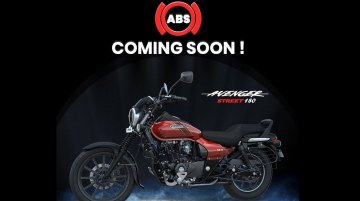 Bajaj Avenger 180 Street ABS officially teased ahead of launch