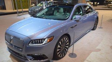 Lincoln Continental 80th Anniversary Coach Door Edition - Motorshow Focus