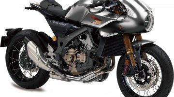 Honda CB4 Interceptor concept based GB1000 cafe-racer looks promising