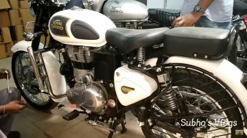ABS now available on the entire Royal Enfield Classic 350 range [Video]